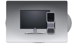 free vector Computer Workstation clip art