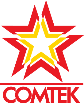 free vector Comtek logo