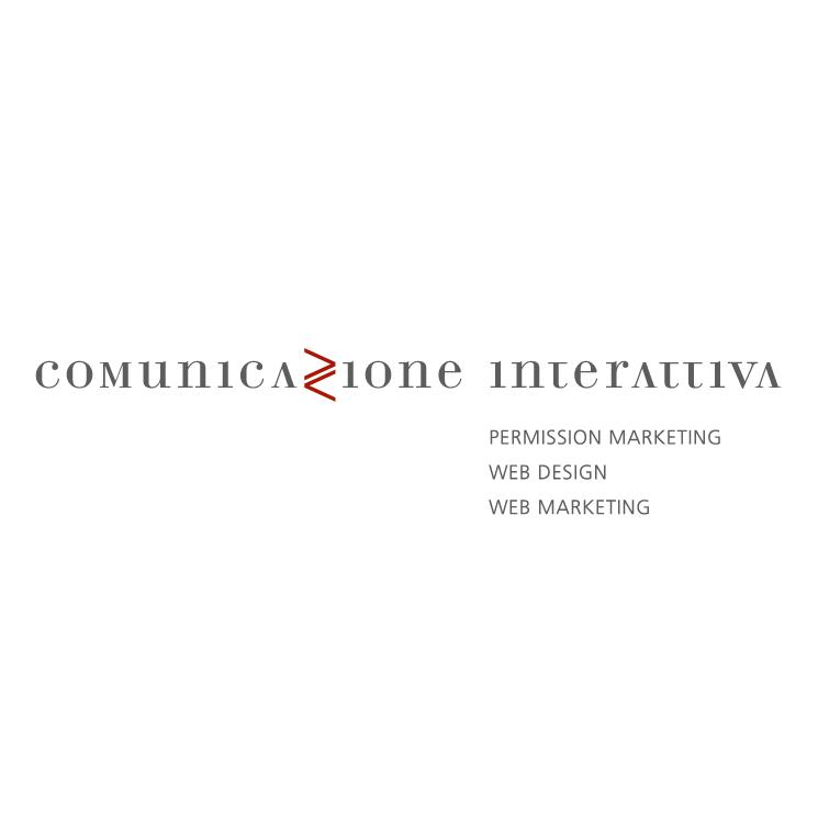 free vector Comunicazione interattiva