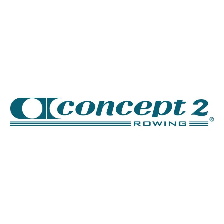 free vector Concept 2 rowing