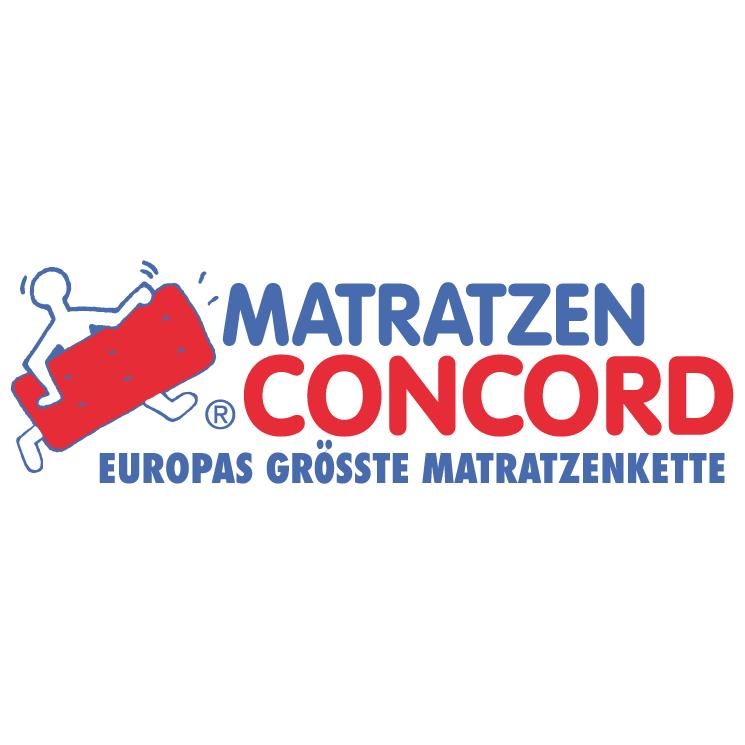 free vector Concord matratzen