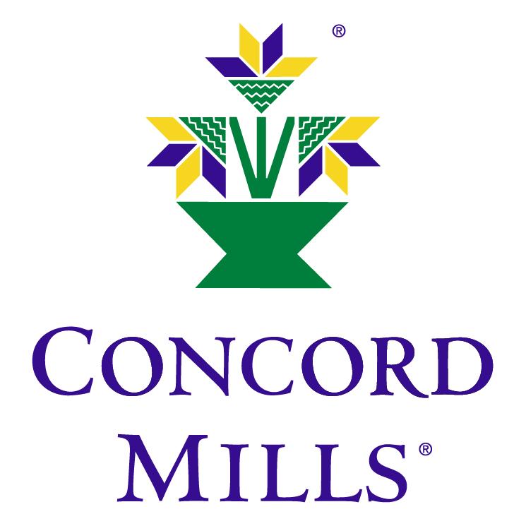 free vector Concord mills