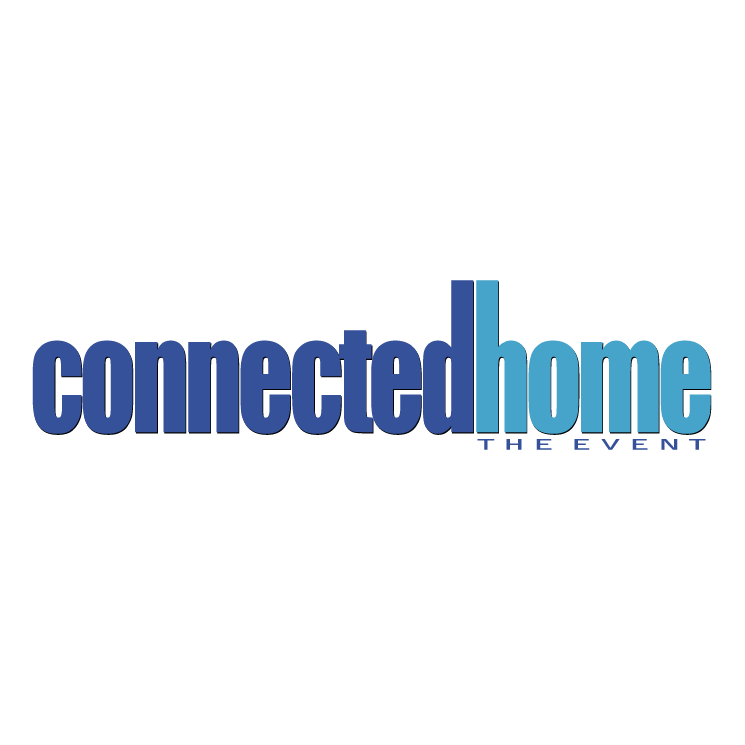 free vector Connected home event