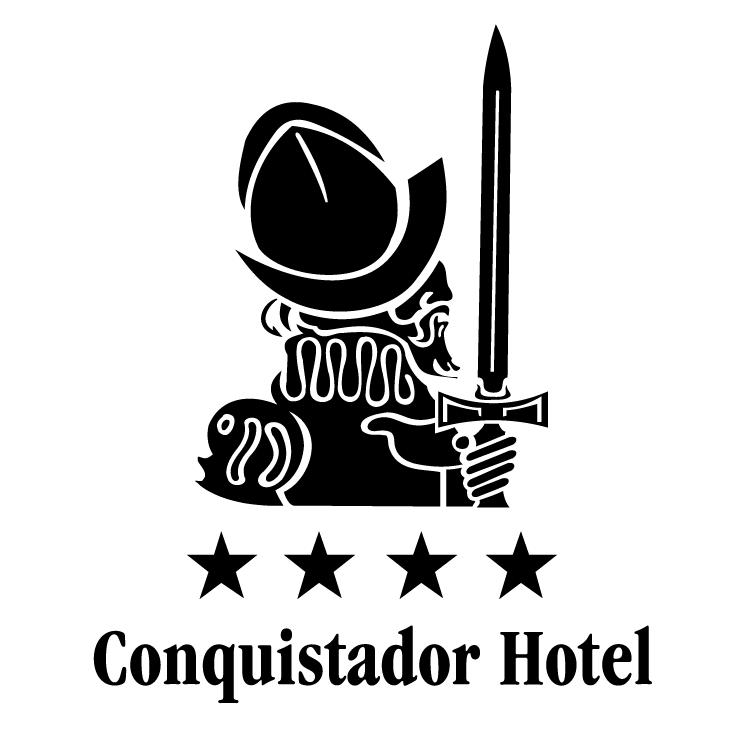 free vector Conquistador hotel