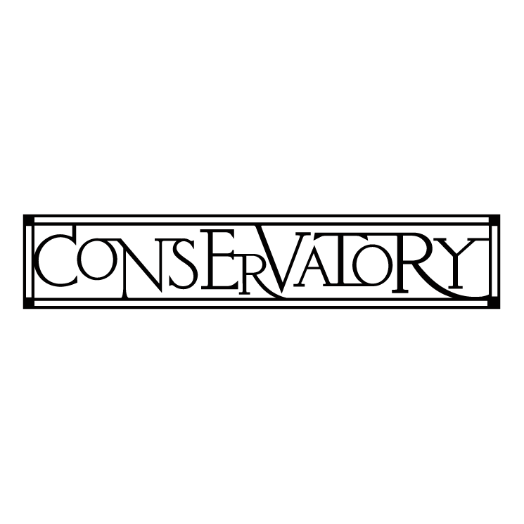 free vector Conservatory