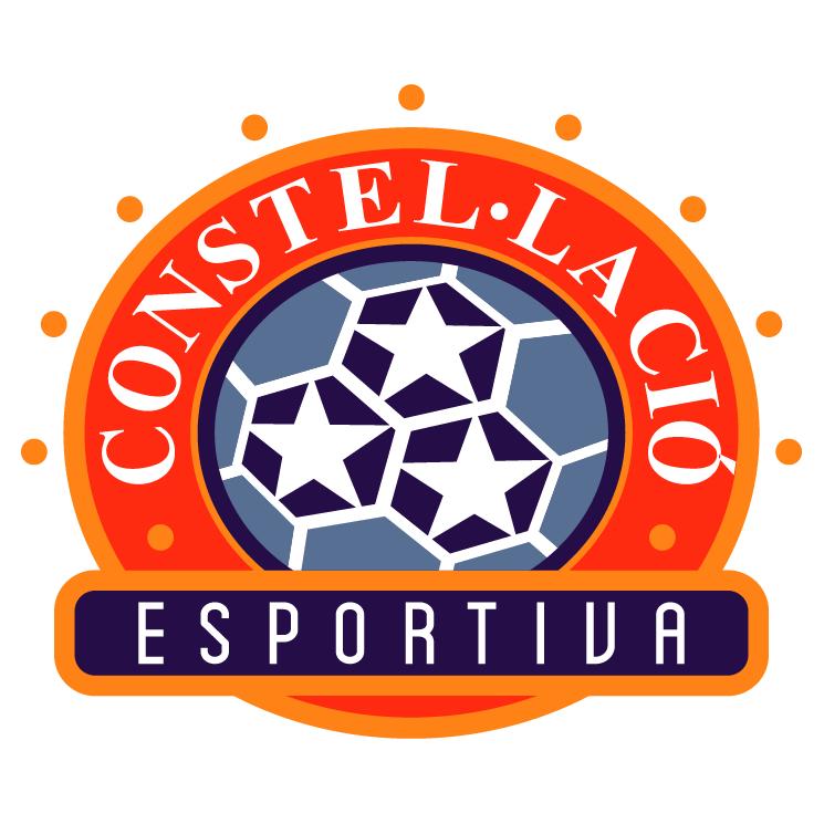 free vector Constel lacio esportiva