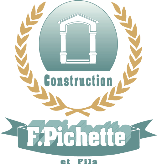 free vector Construction Pichette logo