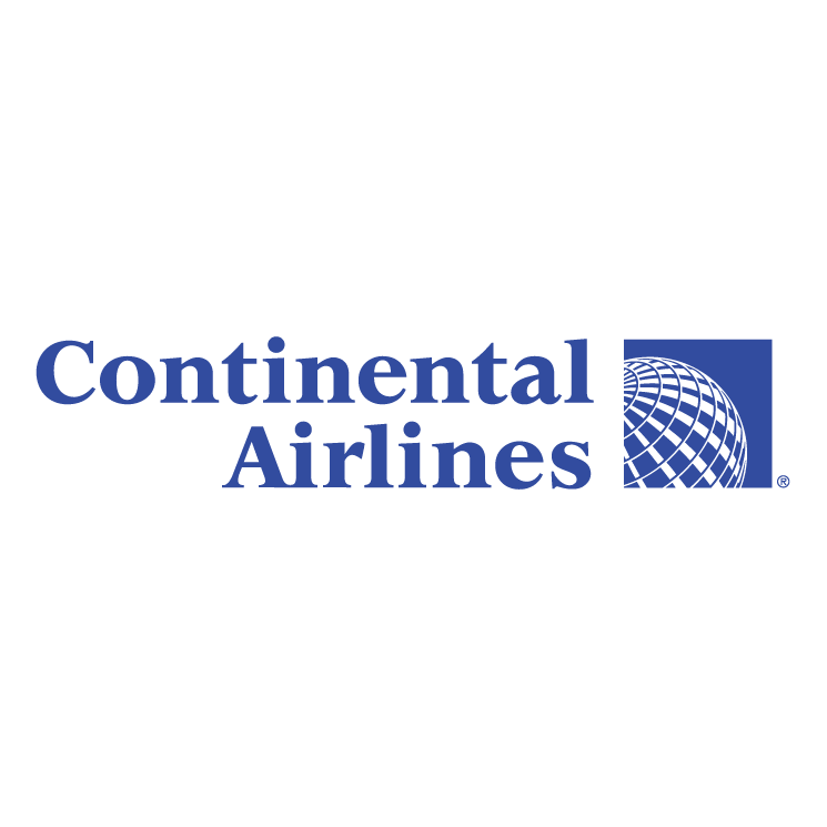 free vector Continental airlines 1