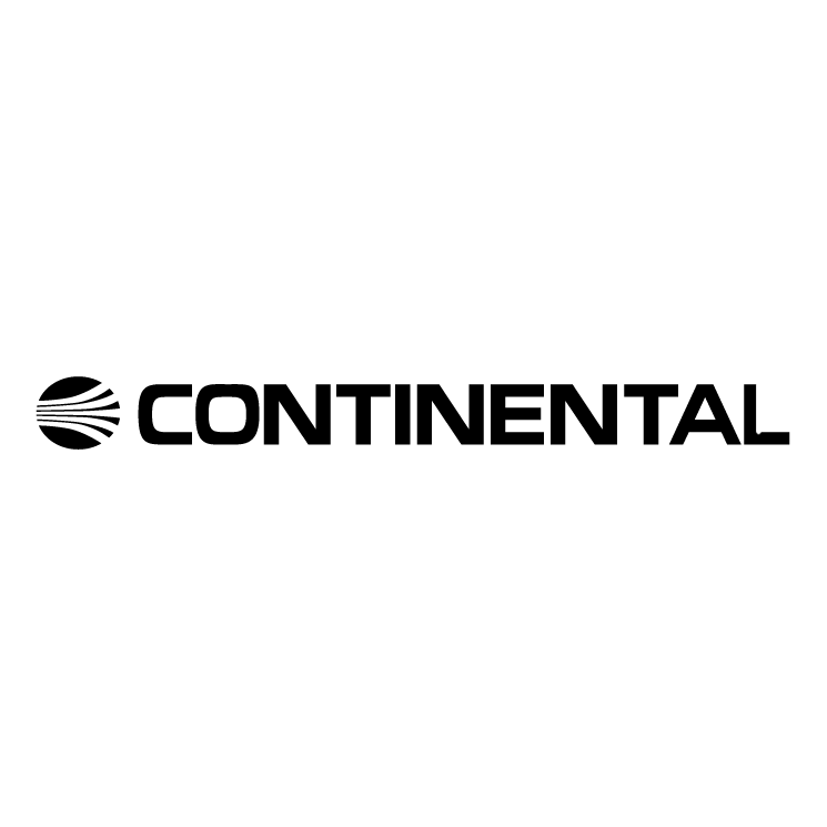 free vector Continental airlines 2