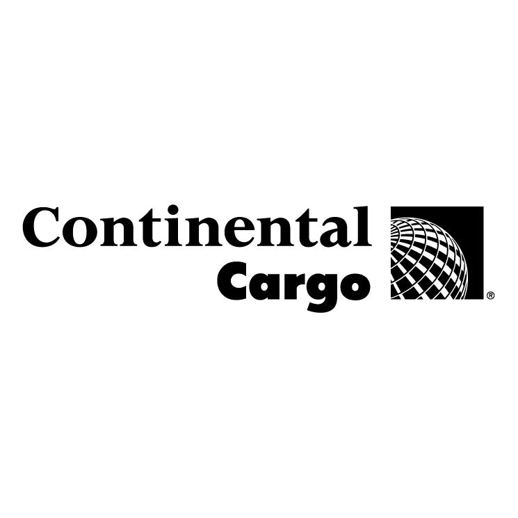 free vector Continental cargo