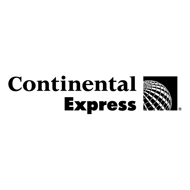 free vector Continental express