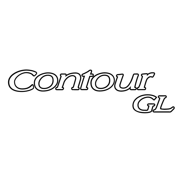 free vector Contour gl