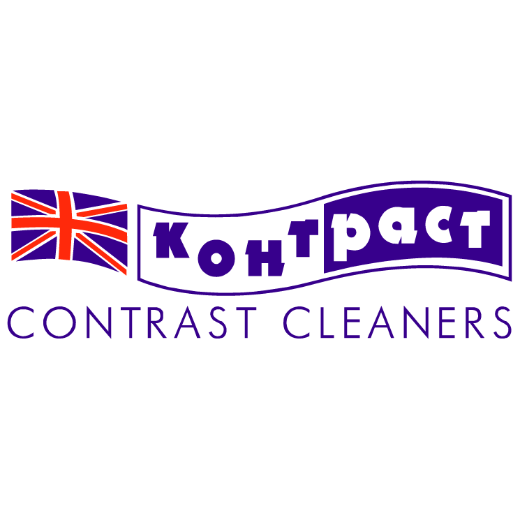 free vector Contrast cleaners