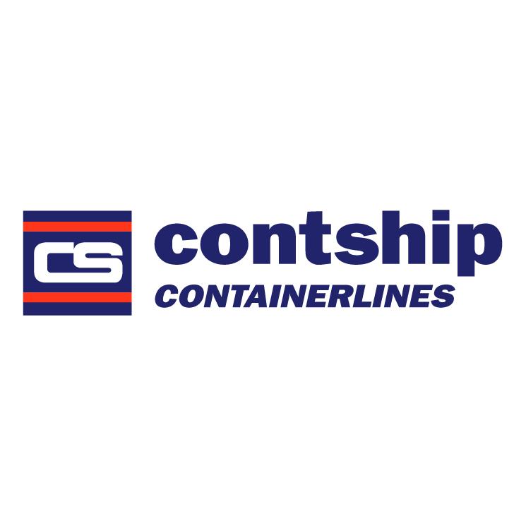 free vector Contship containerlines 0