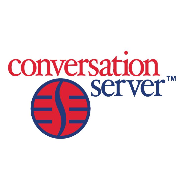 free vector Conversation server