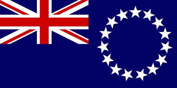 free vector Cook Islands clip art