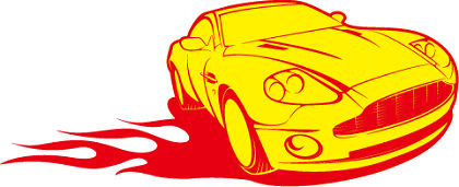 free vector Cool Aston Car Vector