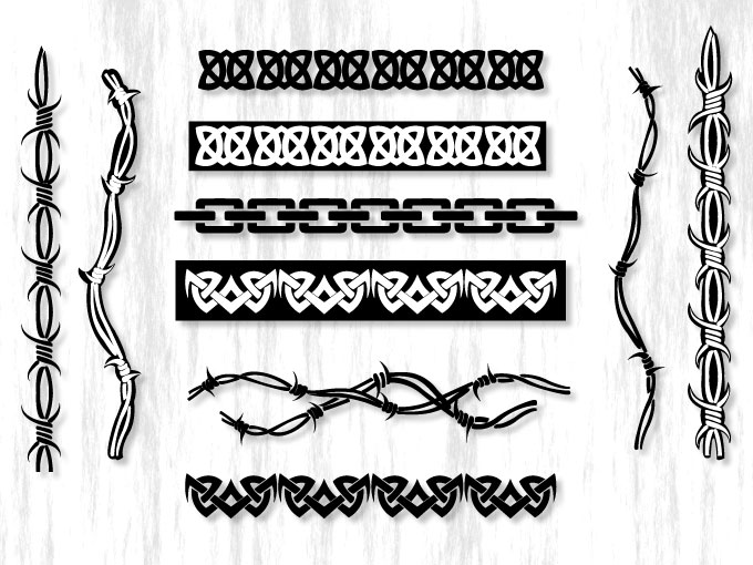 cool border designs