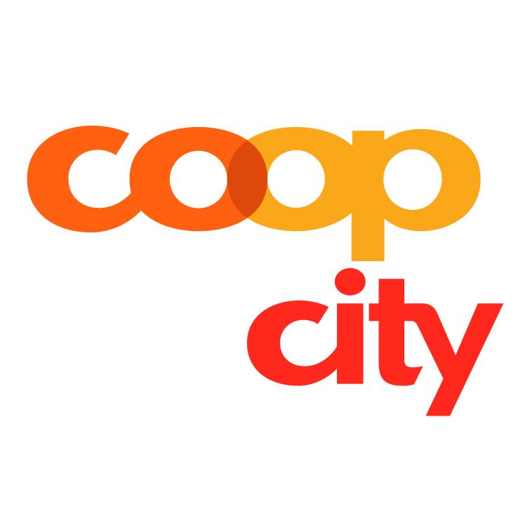 free vector Coop city