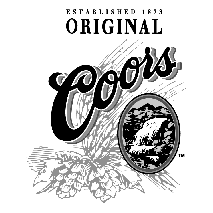 free vector Coors 2