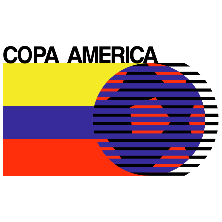 free vector Copa america colombia 2001 0