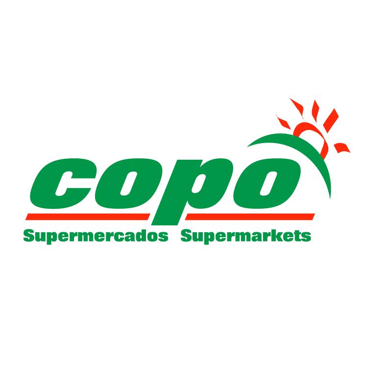 free vector Copo supermercados