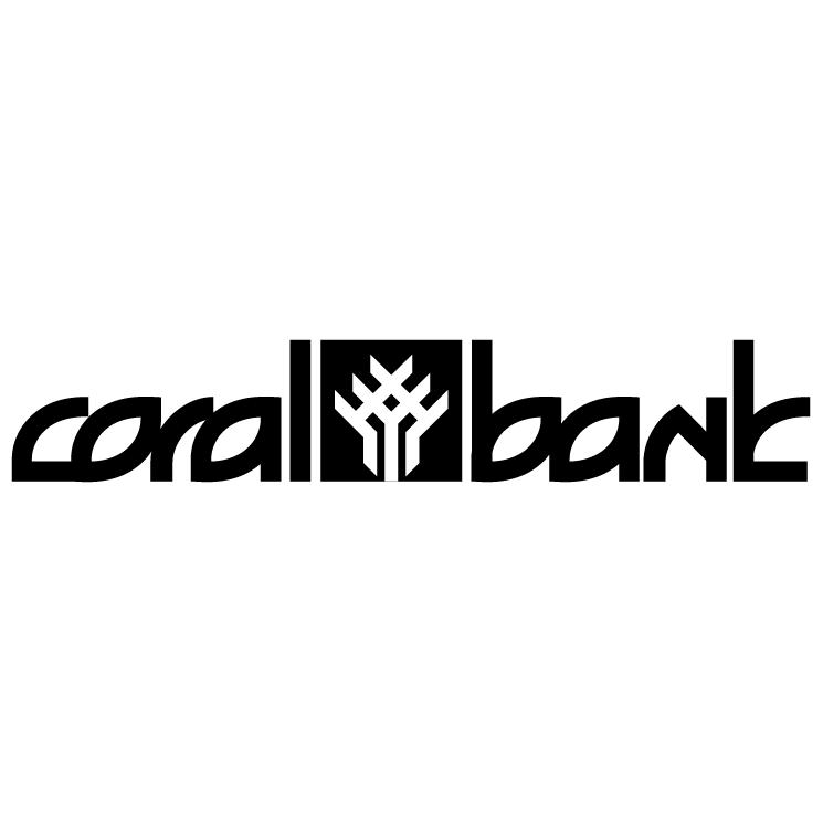 free vector Coral bank