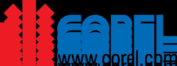 free vector Corel logo
