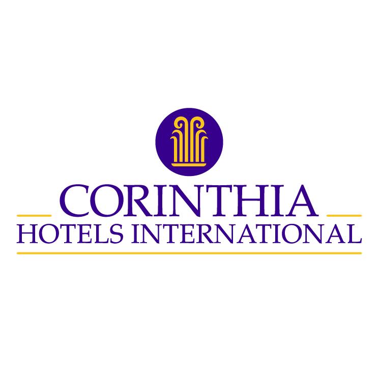 free vector Corinthia hotel international