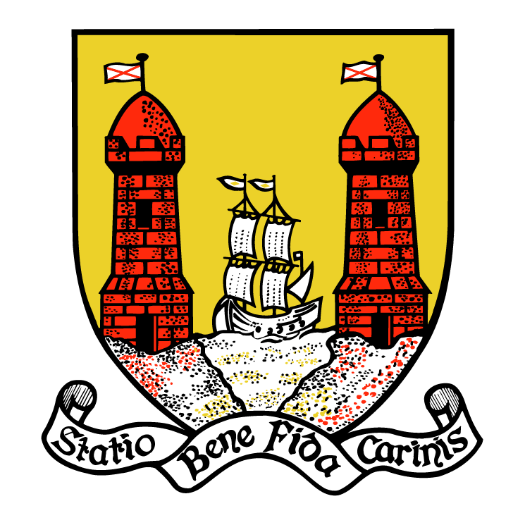 free vector Cork crest