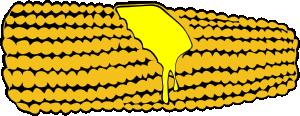 free vector Corn On The Cob clip art