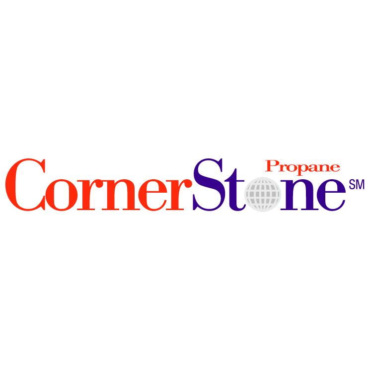 free vector Cornerstone propane
