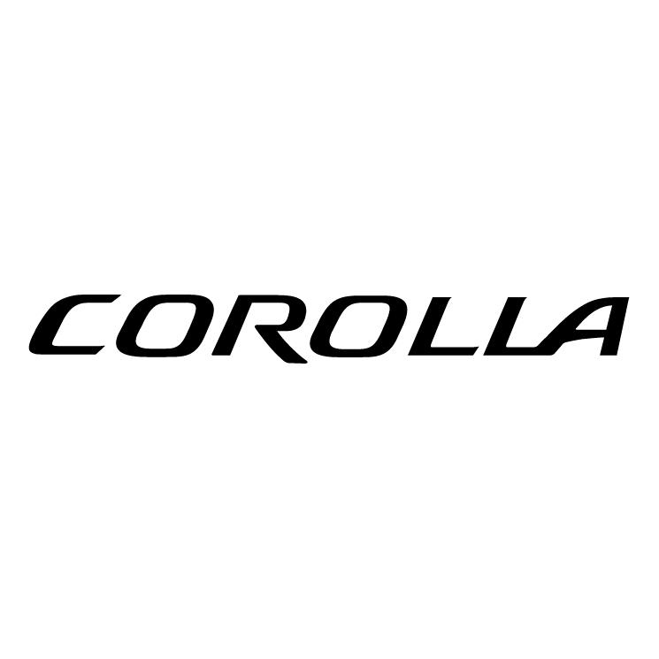 free vector Corolla 0