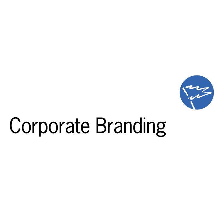 free vector Corporate branding