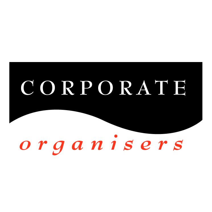 free vector Corporate organisers