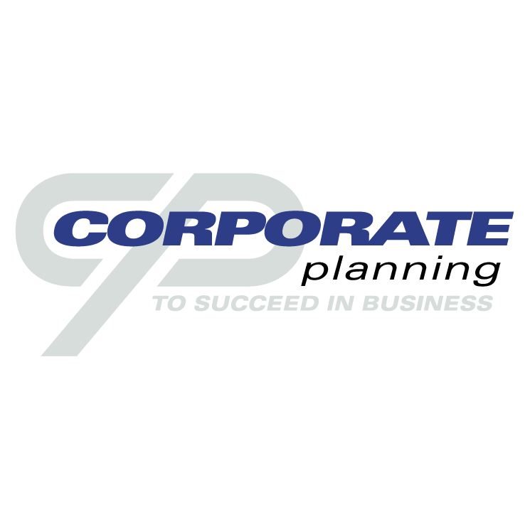 free vector Corporate planning