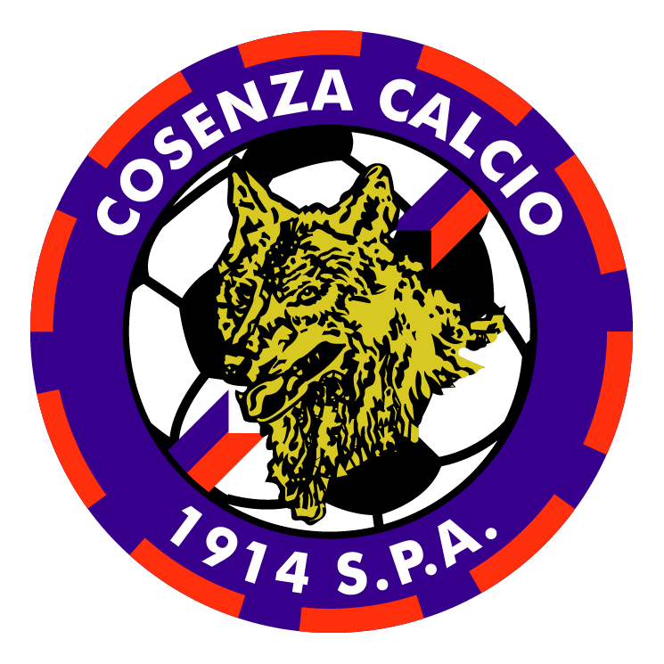 free vector Cosenza calcio