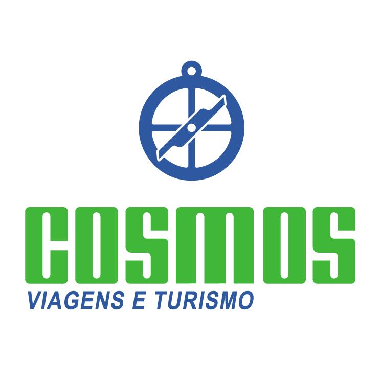 free vector Cosmos agencia de viagens