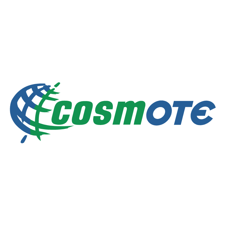 free vector Cosmote 0