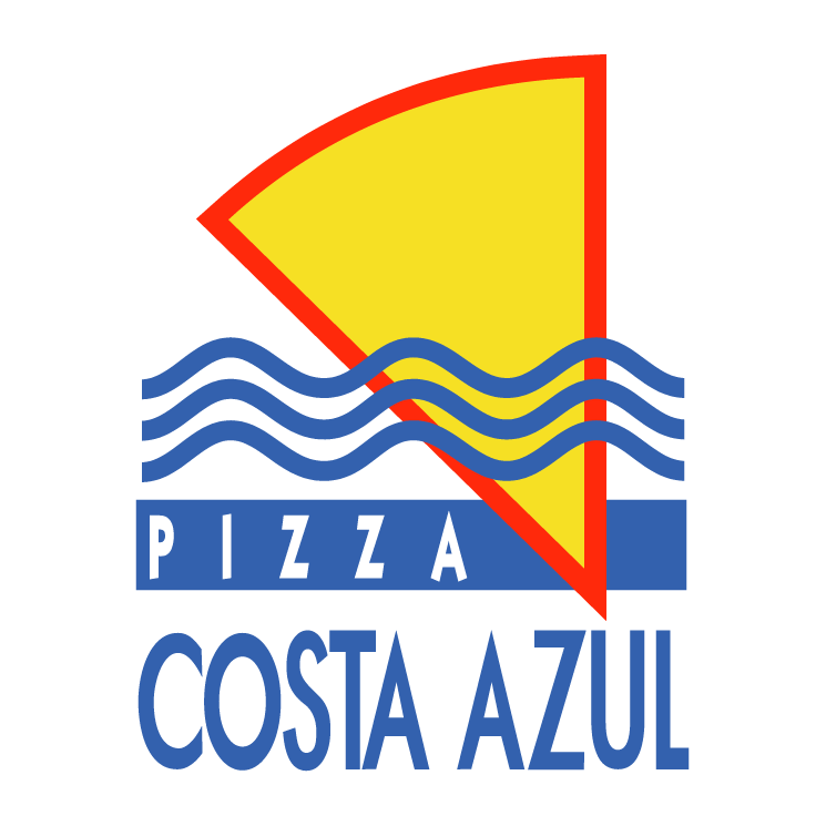 free vector Costa azul