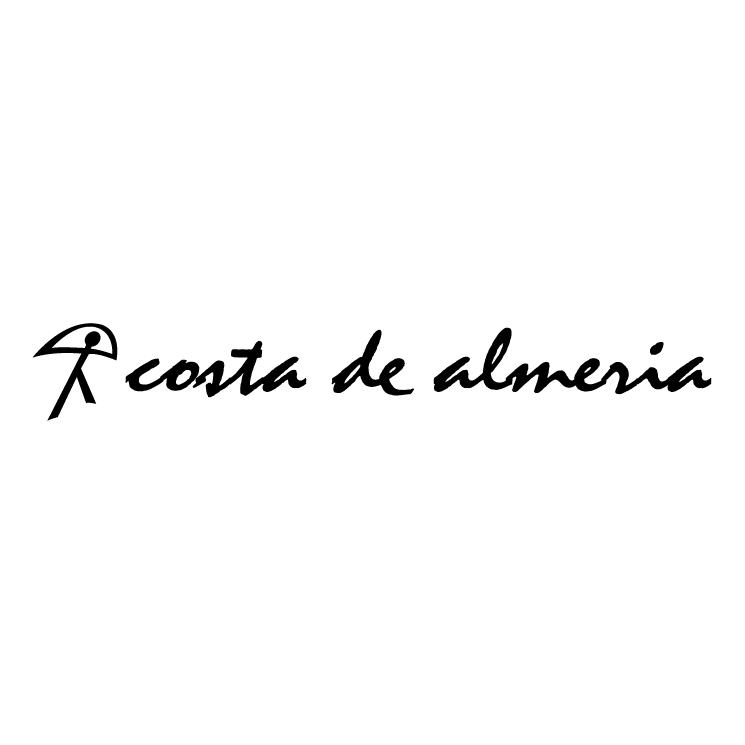 free vector Costa de almeria