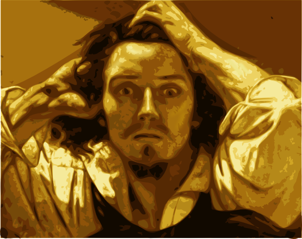 free vector Courbet Painting clip art