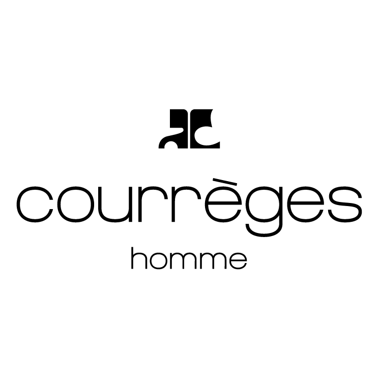 free vector Courreges homme