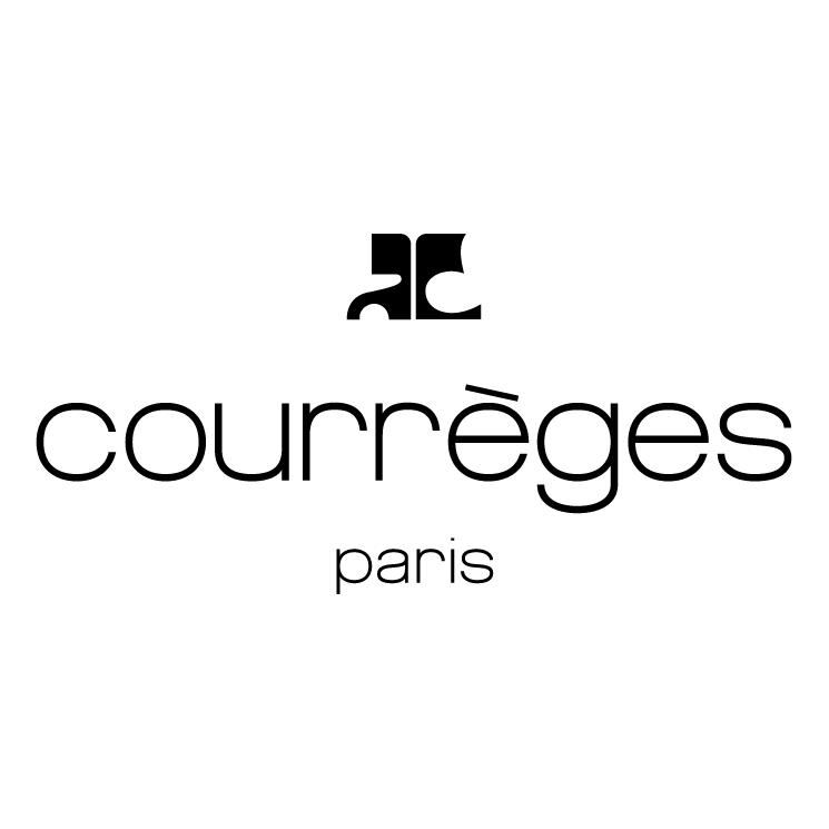 free vector Courreges paris