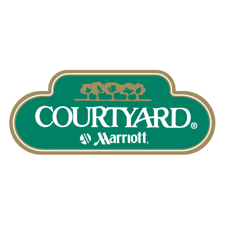 free vector Courtyard 1