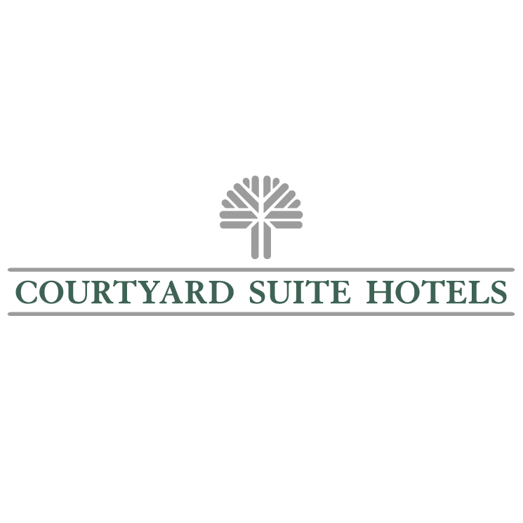 free vector Courtyard suite hotels