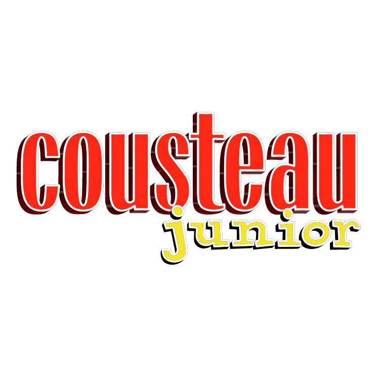 free vector Cousteau junior
