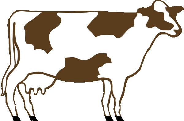 cow clip art free vector 4vector rh 4vector com cow vector free cow vector images