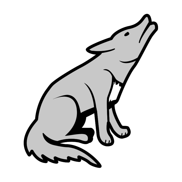 free vector Coyote linux