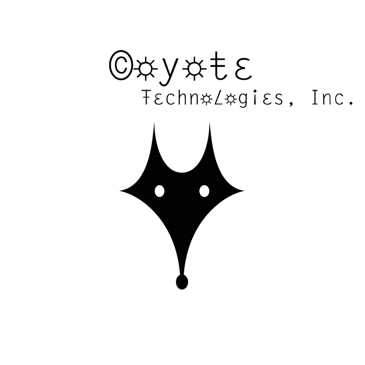 free vector Coyote technologies